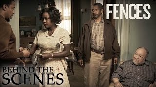 FENCES | The A Team | Official Behind-the-Scenes