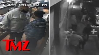 Suge Knight Sucker Punches Dude at Pot Shop! | TMZ