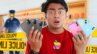 10 Things Not To Do at Apple HQ.. ~ (iPhone 11 Pro Max, Apple Arcade, etc)