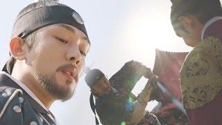 유아인, 단호한 칼날 《Six Flying Dragons》 육룡이 나르샤 EP48