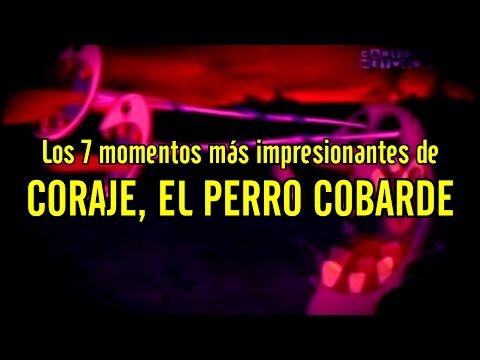 TOP 7 momentos más impresionantes de Coraje el Perro Cobarde