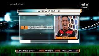 أجمل 5 أهداف في المرحلة الـ17 من دوري الخليج العربي الإماراتي