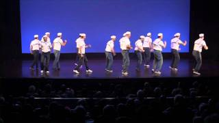 In the Navy!!! Dad's Dance 2011 - Center Stage School of the Arts Year End Recital