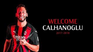 HAKAN ÇALHANOĞLU | Welcome to AC Milan | Goals, Assists & Skills with Leverkusen | MilanActu [HD]