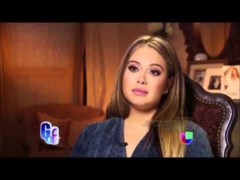 Chiquis Rivera Entrevista El Gordo y La Flaca Completa