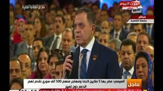 أول تعليق من الرئيس السيسي على منح الإقامة والجنسية المصرية مقابل وديعة بنكية