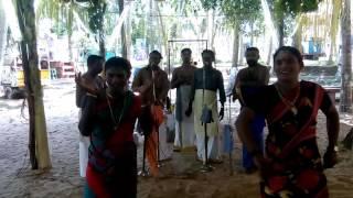 Kaniyan koothu.railway S.Thangasamy party
