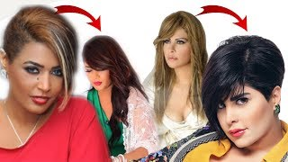 كيف تقصر وتطول نجمات الخليج شعرها فى نفس الوقت haircuts