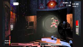 New Foxy Monstrosity!-Five Nights At Freddy's 2: The Sequel Breakdown (#3) SUPER SCARY!