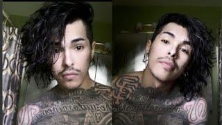 "Men's Hair Growth Journey (15 Months) ""UNDERCUT"""