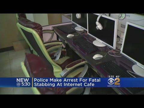 Arrest Made In Deadly Internet Café Stabbing