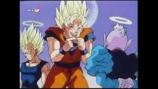 Śmieszne sceny z Dragon Ball Z