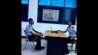 STIMART  AMNI SEMARANG KPN-B ( David Latu Fariza & Dzikriyasjudan )