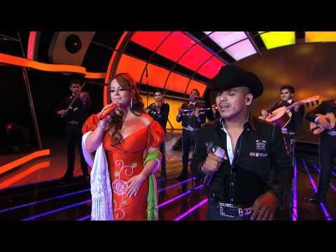Jenny Rivera Espinoza Paz No Llega El Olvido Juntos en vivo