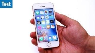 iPhone SE im Test - Bezahlbarer Highend-Winzling mit Schwächen | deutsch / german