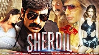 Sherdil ᴴᴰ - South Indian Super Dubbed Action Film - Latest HD Movie 2016