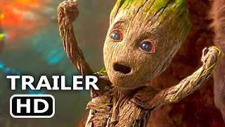 "GUARDIANS OF THE GALAXY 2 ""Showtime"" TRAILER (2017) Chris Pratt Action Blockbuster Movie HD"