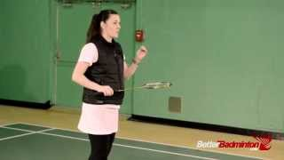 Badminton Champion Secret - How Do I Properly Warm Up For My Match?