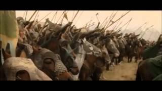 El señor de los anillos- El retorno del rey /  El discurso del rey