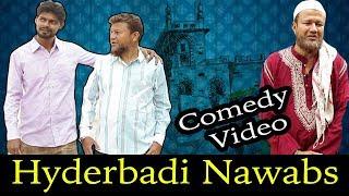 Hyderbadi Nawabs Comedy In street | Funny Comedy Videos | Hyderbadi Stars |
