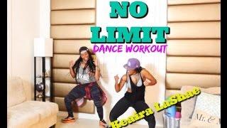 USHER-NO LIMIT -Hiphop Dance Workout (Keaira LaShae)