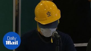 Hong Kong protest organisers call huge rallies 'remarkable'