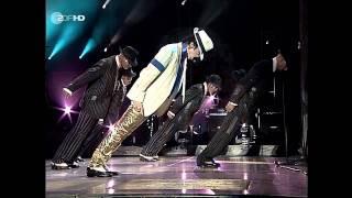 Michael Jackson - Smooth Criminal Munich 1997 - Greek subtitles