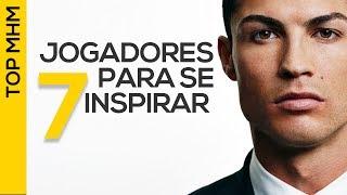 🔵 7 Jogadores de Futebol para se inspirar | Top MHM 06