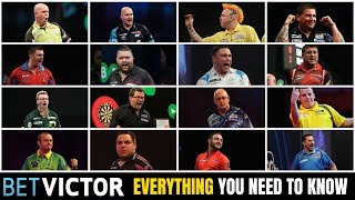 BETVICTOR MASTERS 2019 - EVERYTHING YOU NEED TO KNOW