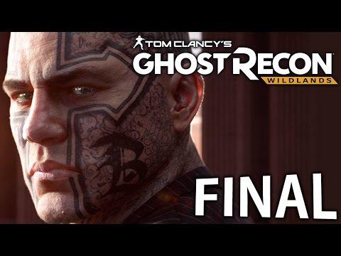 GHOST RECON WILDLANDS - FINAL ÉPICO!!!!!! [ PC - Playthrough ]