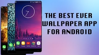 #DA55 - Best ever Wallpaper app for Android - 2016