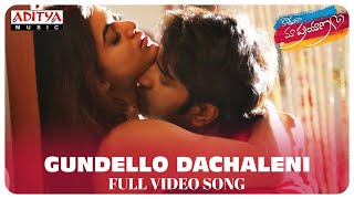 Gundello Dachaleni Full Video Song || Kothaga Maa Prayanam Movie || Priyanth, Yamini Bhaskar
