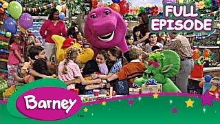 Barney - Bonjour, Barney in France (Full Episode)