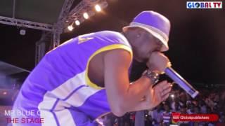Mr Blue Mboga Saba Ilivyoimbwa na Mashabiki Mwendokasi