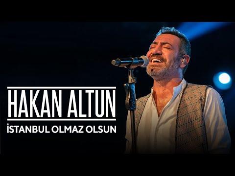 Hakan Altun İstanbul Olmaz Olsun & İstanbul Sokakları