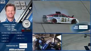 2017 Geico 500 @ Talladega - Blaney Crash