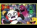 Pacman Ghostly Adventure Iceman Pacman Let S Play With Combo Panda mp3