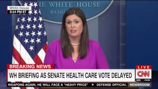 Sarah Huckabee-Sanders Encourages 'All to Watch' New CNN Video