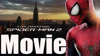 The Amazing Spider-Man 2 - All Cutscenes (Game Movie)