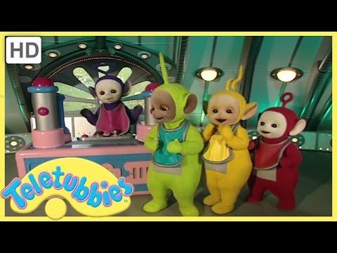 Teletubbies Cafe Chocolate Season 1 Episode 26 HD