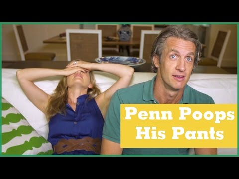Storytime When Penn pooped his pants in public The Holderness Family