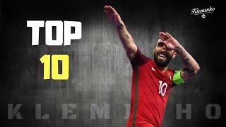 Top 10 Goals EURO Futsal Slovenia 2018