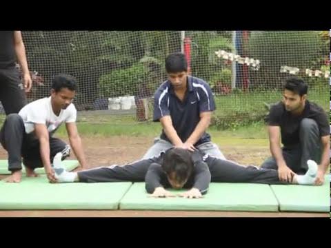Tiger Shroff's Workout Regime For Heropanti