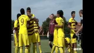 MSU Men's Soccer - Playoffs 2015