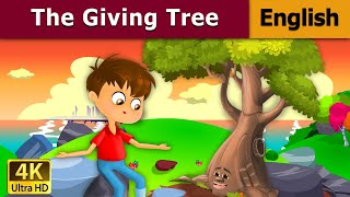 The giving Tree in English - Fairy Tales - Bedtime Stories - 4K UHD - English Fairy Tales