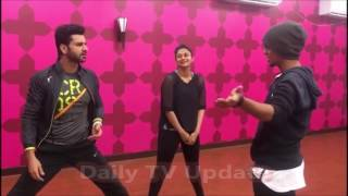 Divyanka Tripathi and Vivek Dahiya DANCE TOGETHER for NACH BALIYE 8