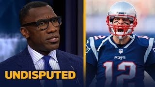 Skip and Shannon on Tom Brady seeking new contract from Patriots before 2018 season | UNDISPUTED