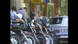Hell's Angels do Annual Convention at Eureka Springs, AR, 1988