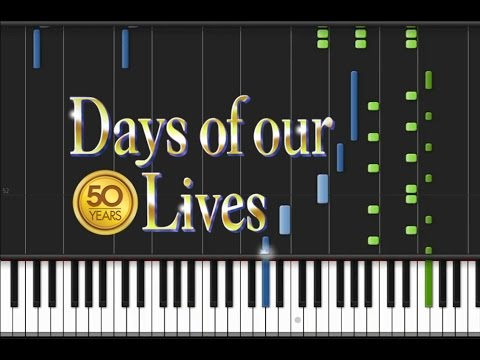Xxx Mp4 Days Of Our Lives Theme Song Synthesia Tutorial 3gp Sex