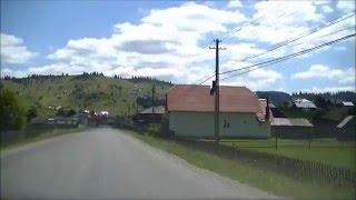 DN18 Romania: Cârlibaba - Iacobeni (DN17)